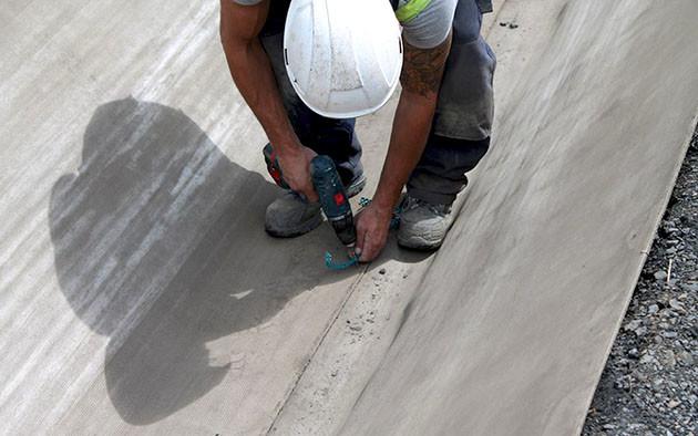 Инновация бетон дорожки из цементного раствора
