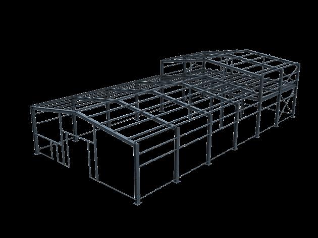 Изготовления каркасных конструкций
