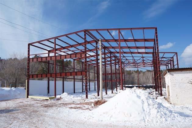 Плюсы и минусы применения легких металлоконструкций в строительстве