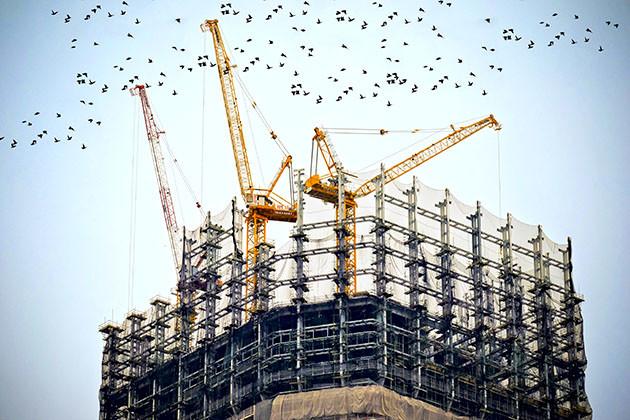 Как из объекта незавершенного строительства сделать 497